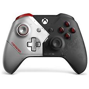 Xbox One Wireless Controller Cyberpunk 2077 Limited Edition - Black / Gray