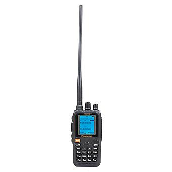 Station de radio portable VHF / UHF PNI KG-UV8E, double bande, 144-146MHz et 430-440Mhz, Vox, Scan, Scrambler, TOT, batterie 1700mAh