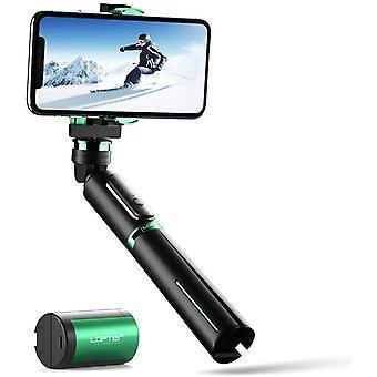 HanFei Gimbal Smartphone Stabilisator Single Achsen, 3-in-1 Bluetooth Handy stabilisator, tragbar