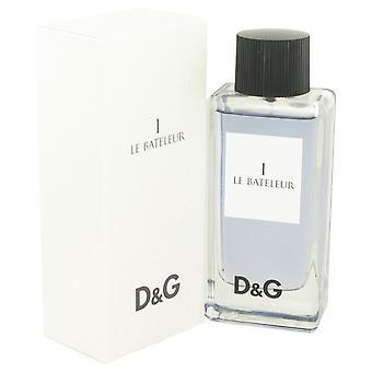 Le Bateleur 1 by Dolce & Gabbana Eau De Toilette Spray 3.3 oz