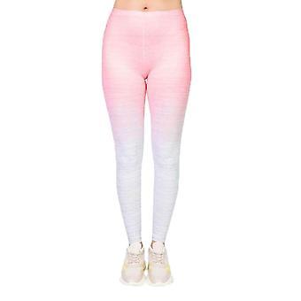 Kukubird Ombre Leggings Pink