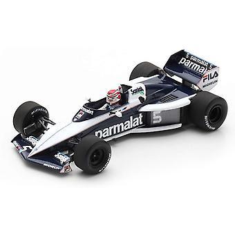 Brabham BT52B (No.5 Winner Italian GP 1983) Resin Model