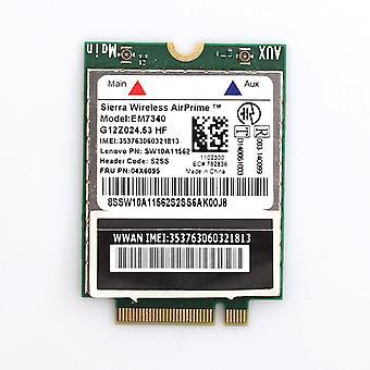 Módulo Airprime 4g Lte/hspa sem fio para Lenovo Thinkpad