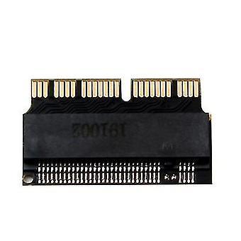 M2 ssd adapter m.2 ngff b+m nøgle sata ssd m2 adapter, til macbook pro retina az22187