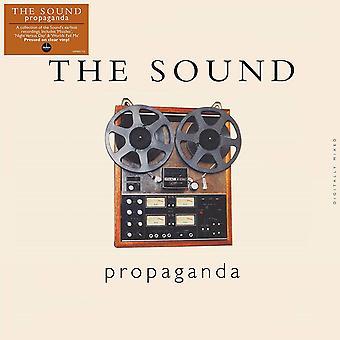 The Sound - Propaganda Clear Vinyl