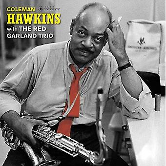 Coleman Hawkins avec le trio Red Garland - Coleman Hawkins avec le vinyle du trio Red Garland