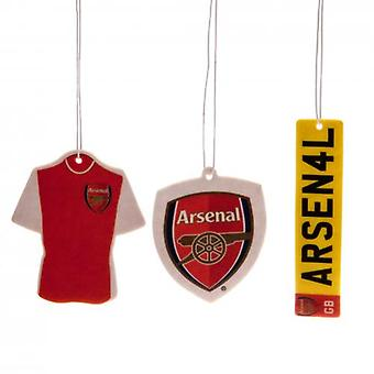 Arsenal FC (3 Pakke) Air Freshener