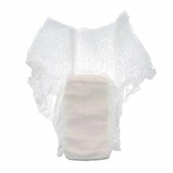 Cardinal Unisex Adult Absorbent Underwear, 18 Bags