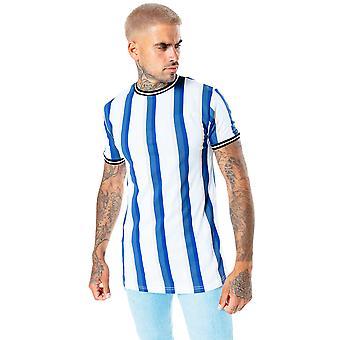 Hype Mens Ibiza Striped T-Shirt