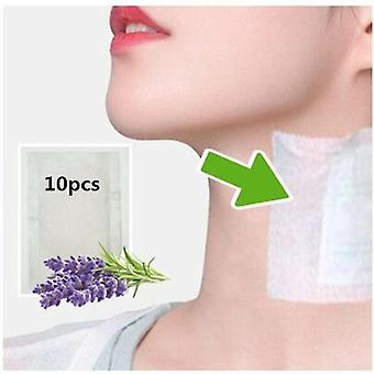 new neck lymphatic detox patch anti swelling herbal pads to improve sleep foot sm48388