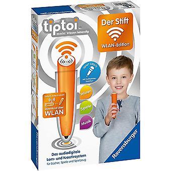 tiptoi 00036 Der Stift - WLAN Edition - Das audiodigitale Lern- und Kreativsystem für Kinder ab 3