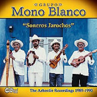 Grupo Mono Blanco - Soneros Jarochos [CD] USA import