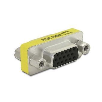 D-sub HDB15 naaras VGA adapteri NANOCABLE 10.16.0001