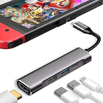 USB タイプ C から HDMI デジタル Av マルチポート ハブ