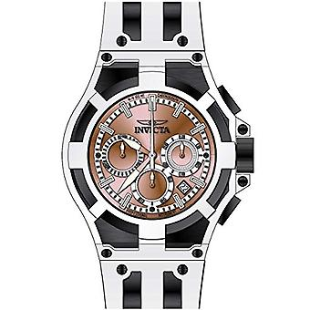 Invicta  Akula 22376  Silicone, Stainless Steel Chronograph  Watch