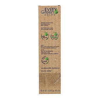 Permanente kleurstof elke groene Dikson Muster 9.1 (120 ml)