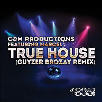 Marcel - importar de verdad USA House (Guyzer Brozay Remix)