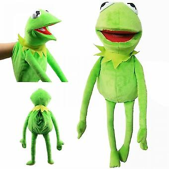"""Kids Xmas Gift 22"""" Kermit The Frog Hand Puppet Soft Plush Doll Toy"""