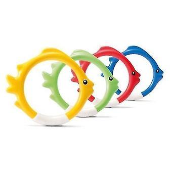 Beach sand toys underwater diving rings