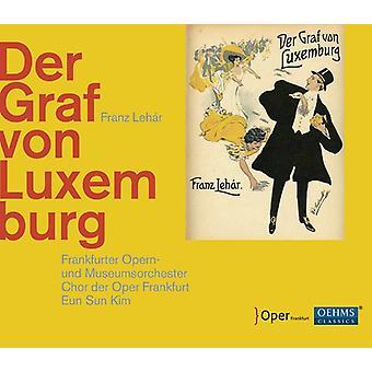 Lehar / Frankfurt / Baveyan - Der Graf Von Luxemburg [CD] USA import