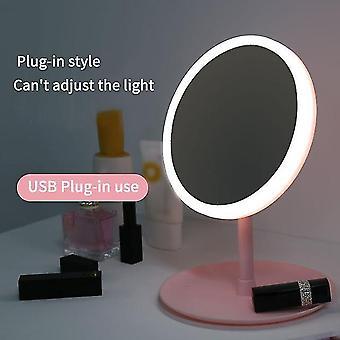 Specchio per il trucco a led m007-1 usb storage led specchio facciale regolabile touch dimmer led vanity mirror stand