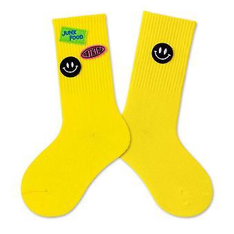 Girls Boys Socks Warm Cosy Kid Catoon Cute