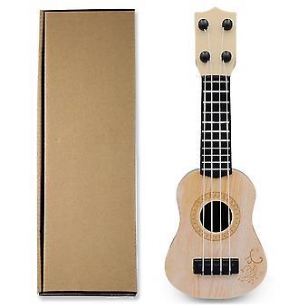 Mini guitare à quatre cordes pour enfants Instrument Enlightenment