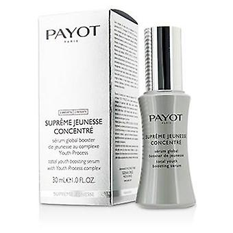 Payot Supreme Jeunesse Concentre Total Youth Boosting Serum - For Mature Skins - 30ml/1oz