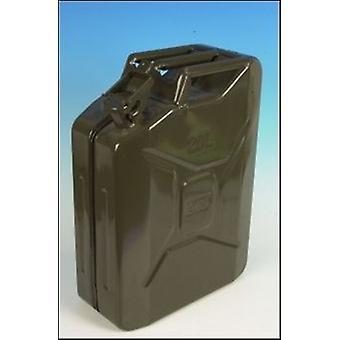 20L metal Jerry poate benzină Canister Professional foarte siguranță