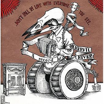 Okkervil River - Don't Fall in Love with Everyone You See [CD] USA import