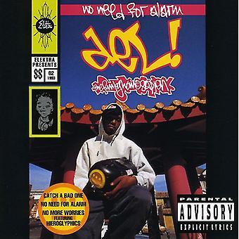 Del Tha Funkee Homosapien - No Need for Alarm [CD] USA import