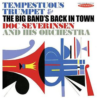 Doc Severinsen - Tempestuous Trumpet & the Big Band's Back in Town [CD] USA import