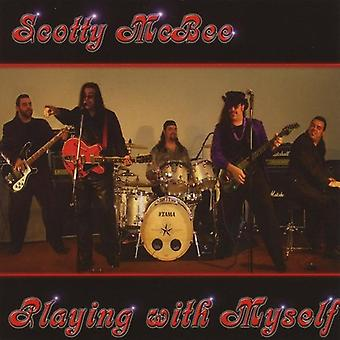Scotty McBee - Playing with Myself [CD] USA import