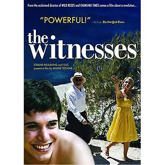 Vidner [DVD] USA importerer