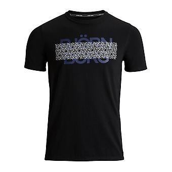 Bjorn Borg Hydro Pro Active T-Shirt, Black
