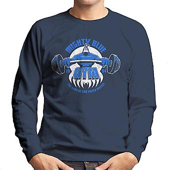 Mighty Blue Gym The Tick Men's Sweatshirt