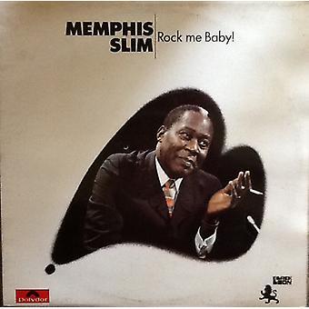 Memphis Slim - Rock Me Baby! [CD] USA import