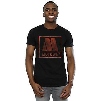 Motown Men's Distressed Neon T-Shirt