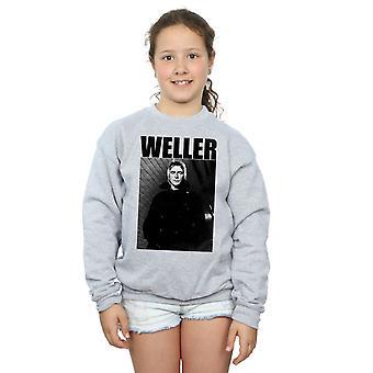 Paul Weller Girls Legend Photo Sweatshirt