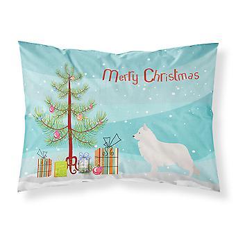 بيرغر بلان سويس عيد الميلاد النسيج القياسية وسادة