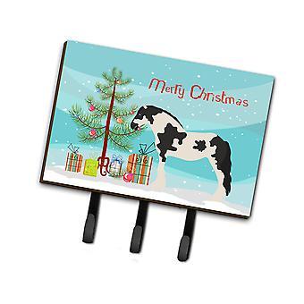 كارولين الكنوز BB9279TH68 سيلديسدالي الحصان عيد الميلاد المقود أو حائز المفتاح