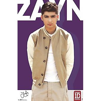One Direction - Zayn Malik Poster Print