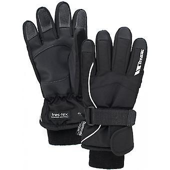 Trespass Youths Unisex Ergon Thinsulate Waterproof Winter Gloves