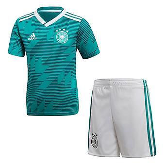 2018-2019 Germany Away Adidas Mini Kit