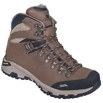 Trespass Ladies Genuine Waterproof Leather Walking Boots