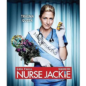 Nurse Jackie: Saison 5 importer des USA [BLU-RAY]