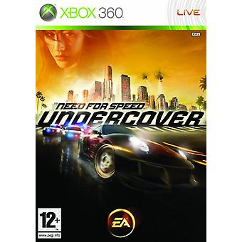 Need for Speed Undercover (Xbox 360)-ny