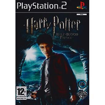 Harry Potter og The Half Blood Prince (PS2) - New Factory Forseglet