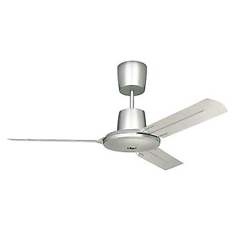 Ceiling fan Nordik Evolution Silver in various sizes