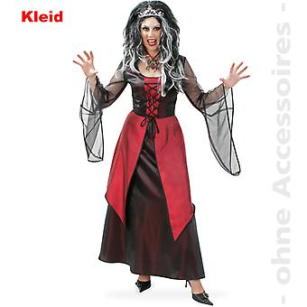 Vampire vamp Womens costume Devil ladies costume witch Halloween costume